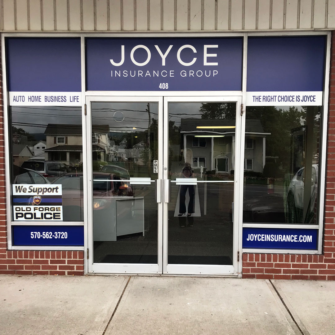 Joyce Insurance Group, 408 North Main Street - Old Forge, PA 18518